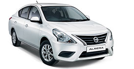 Nissan Almera Car Rental