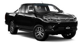 Toyota Hilux Pickup Rental