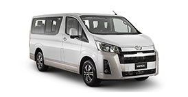 Toyota HiAce Car Rental
