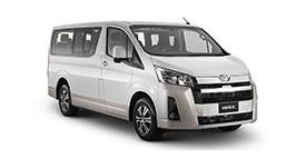 Toyota HiAce Car Rental