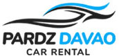 Pardz Davao Car Rental Logo