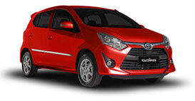Toyota Wigo Car Rental